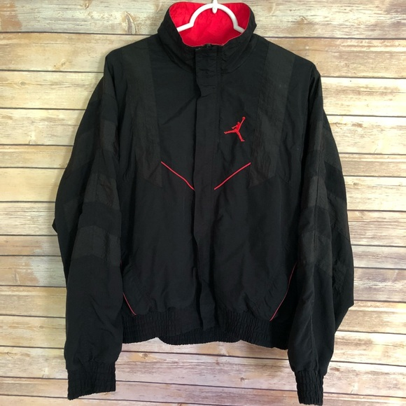 a98b65087ed Jordan Jackets & Coats | Vintage Nike Windbreaker Jacket | Poshmark